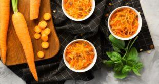 15 цікавих салатів з моркви