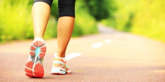 як займатися ходьбою