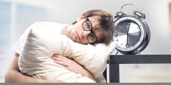 Як справитися з безсонням