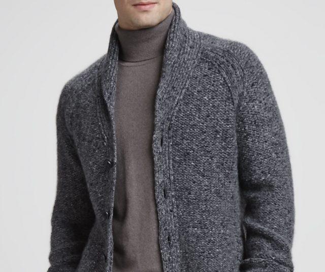 Як вибрати светр: Поради для чоловіків