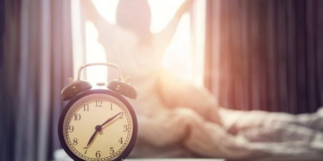Як я навчився рано прокидатися