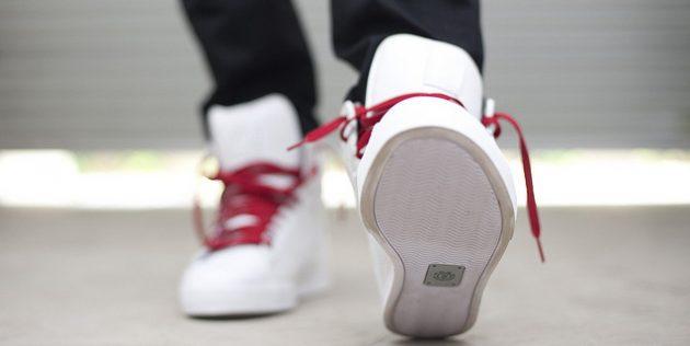 Як почистити білі кросівки cf2c26e0a805e