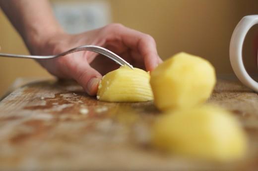 як приготувати картоплю