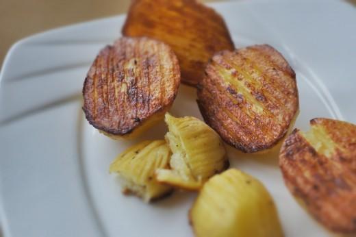 Як приготувати картоплю з хрусткою скоринкою